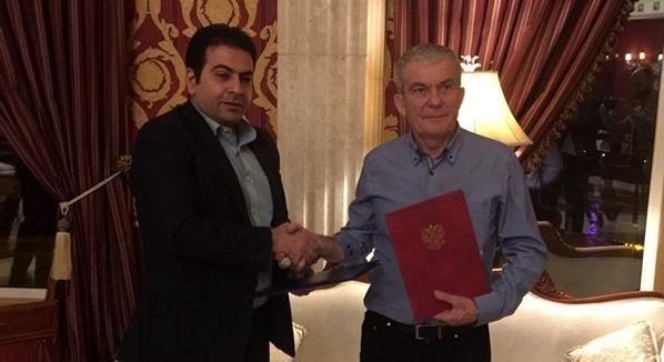 امضای تفاهم نامه همکاری دانشگاه علوم پزشکی گیلان با دو دانشگاه در روسیه