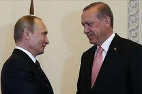 اردوغان و پوتین در سوچی دیدار کردند
