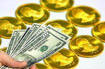 سکه در مرز ۱ میلیون و ۱۰۰ هزار تومانی + جدول