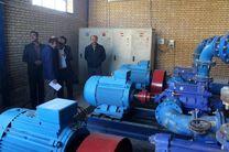 بهره برداری از 4 طرح آب و فاضلاب در شهر سنندج