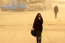 گرد و خاک دست از سر خوزستان بر نمی دارد