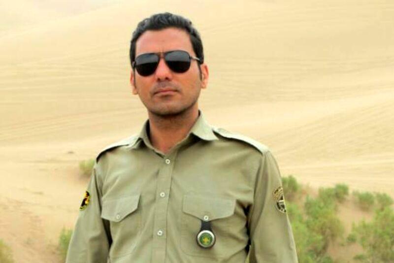 گشت و کنترل مشترک پلیس اماکن عمومی و یگان حفاظت محیط زیست استان قم در سطح شهر