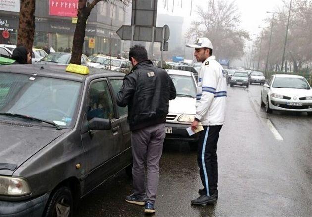 با مسافربرهای شخصی و غیرمجاز در کرمانشاه برخورد میشود