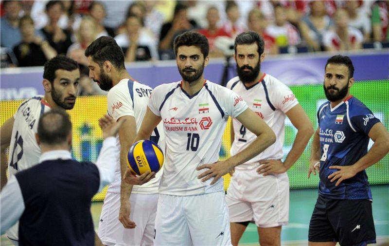 ساعت بازی ایران و لهستان مشخص شد