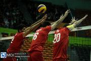 پخش زنده بازی والیبال ایران و چین تایپه از شبکه سه سیما