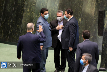 صحن علنی مجلس شورای اسلامی - ۲۱ مهر ۱۴۰۰