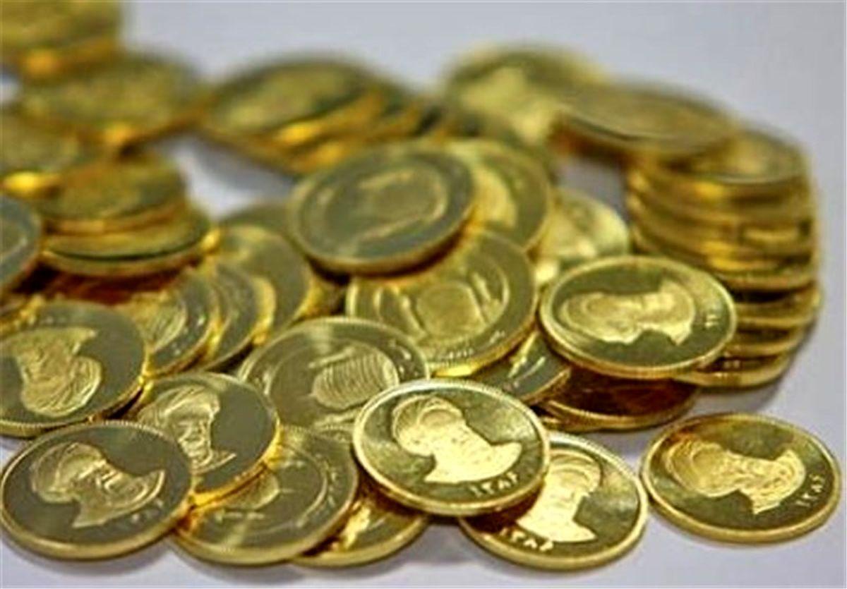 قیمت سکه ۲۵ آبان ۹۹ مشخص شد