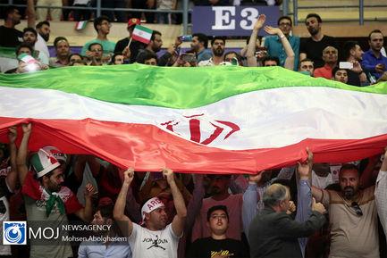دیدار+تیم+های+ملی+والیبال+ایران+و+فرانسه
