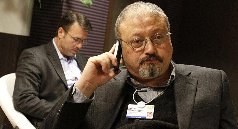 وحشت قاتلان جمال خاشقجی از پیدا نکردند تلفن همراه وی