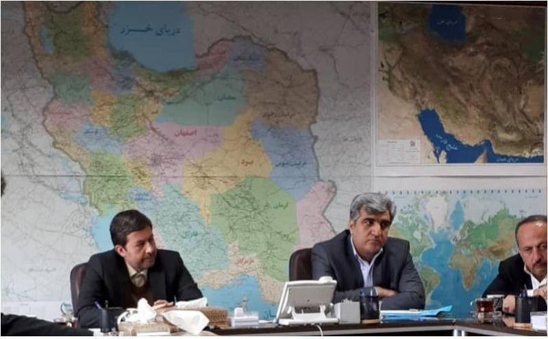 حل وفصل مشکلات شهرداری و شورای اسلامی شهرستان تالش در وزارت کشور