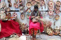 برپایی نمایشگاه صنایع دستی در بندرعباس