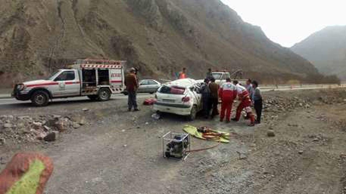 امدادرسانی هلال احمر مازندران به 1700حادثه در نیمه نخست امسال