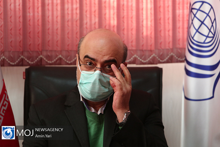 نشست خبری دبیر کل کانون کشوری پیشخوان دولت