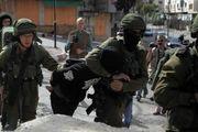 نظامیان صهیونیست ۱۱ فلسطینی را در کرانه باختری بازداشت کردند