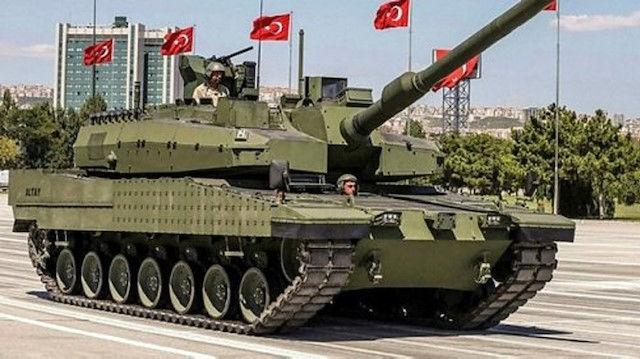 """قطر 100 تانک """"آلتای"""" از ترکیه می خرد"""