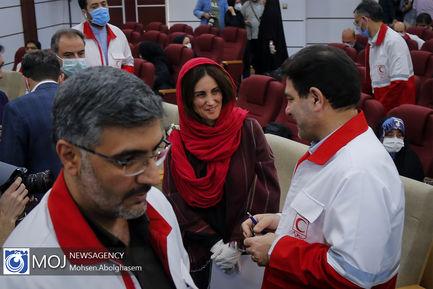 باربارا ریتزولی نماینده کمیته بین المللی صلیب سرخ در ایران