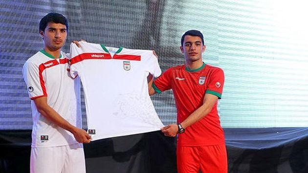 تیم ملی ایران بدترین لباس را دارد