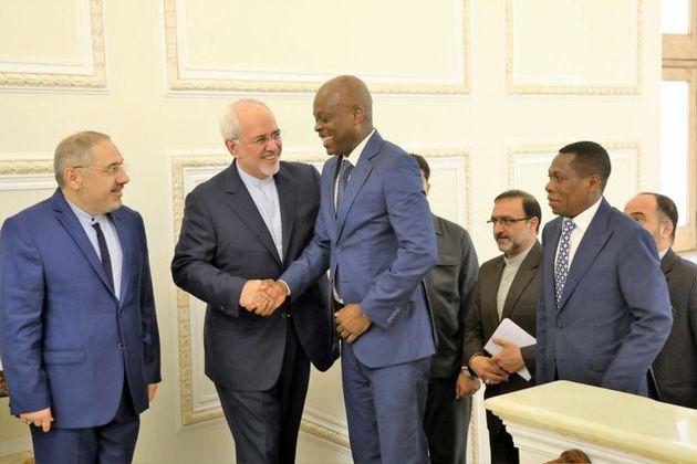 وزیران خارجه ایران و توگو دیدار کردند