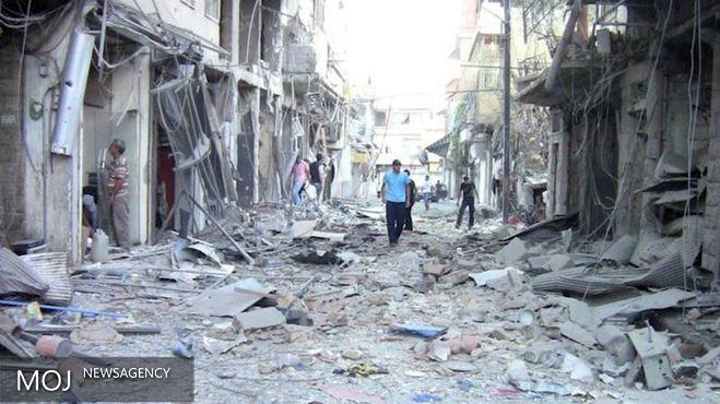 آتش بس در۵۰۴ منطقه سوریه