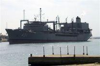 اعزام ناو بالگرد بر خارک به ماموریت دریانوردی