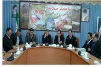 جلسه هماهنگی خدمات سفر نوروز ۹۸ پارس آباد مغان برگزار شد