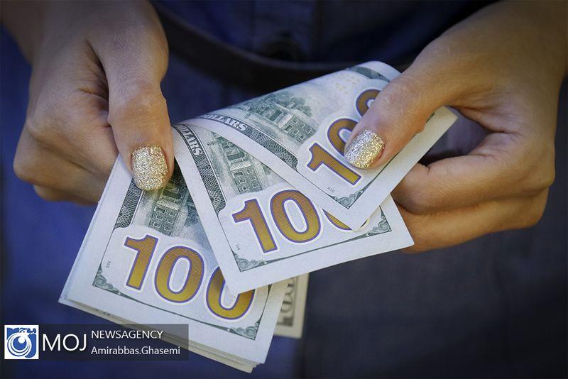 قیمت ارز در بازار آزاد ۷ بهمن ۹۸ / قیمت دلار اعلام شد
