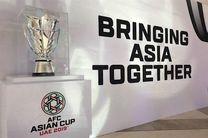 برنامه کامل مرحله نیمه نهایی جام ملت های آسیا 2019
