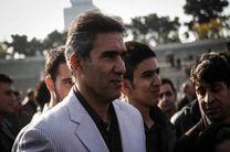 عابدزاده در باشگاه پرسپولیس حاضر شد