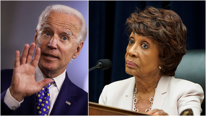 Why not a diverse Latino?/Biden 'can't go home without black woman VP,' gets mocked for 'racism'
