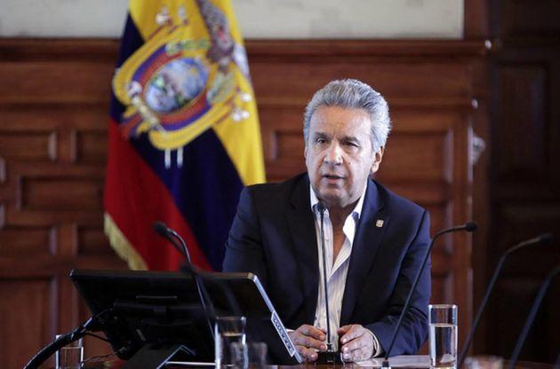 رأی مثبت مردم اکوادور به رفراندوم قانون اساسی