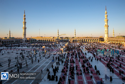 جمکران میزبان عاشقان حضرت بقیه الله (عج)