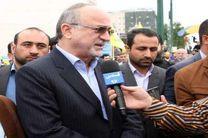 راهپیمایی روز قدس اعلام نه بزرگ ایرانیان به استکبار است