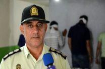دستگیری شش باجگیر مامورنما در بندرعباس