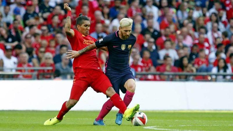 ساعت بازی رفت بارسلونا و لیورپول مشخص شد