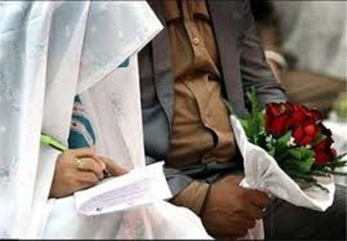 هشت هزار و ۷۳۳ نفر در نوبت دریافت تسهیلات ازدواج هستند