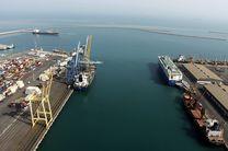 تبدیل بندر شهید رجایی به بندر ریل پایه در منطقه خلیج فارس