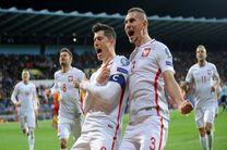 اسامی بازیکنان لهستان برای حضور در جام جهانی 2018 اعلام شد