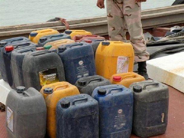 کشف سوخت قاچاق به ارزش 900 میلیون ریال در لاوان