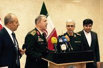 نیروهای مسلح ایران و ترکیه همکاریهای گستردهای از این پس خواهند داشت