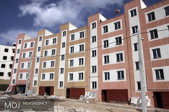 افتتاح ۲۸۳۳ واحد مسکن مهر لرستان