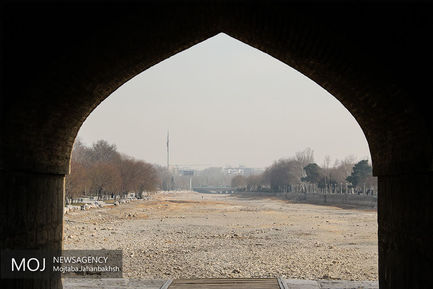 هوای+اصفهان+در+مرز+بحران