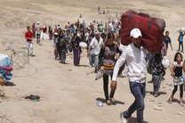پنهان شدن عوامل داعش در بین آوارگان