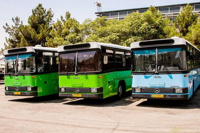 خدمات ویژه اتوبوسرانی به مناسبت سالگرد ارتحال امام خمینی (ره)