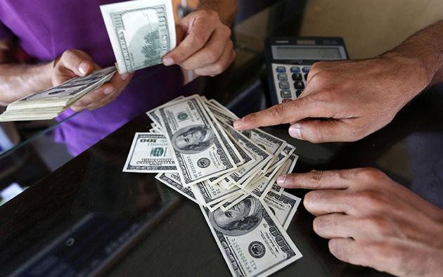 قیمت ارز در بازار آزاد 29 مرداد / قیمت دلار 10571