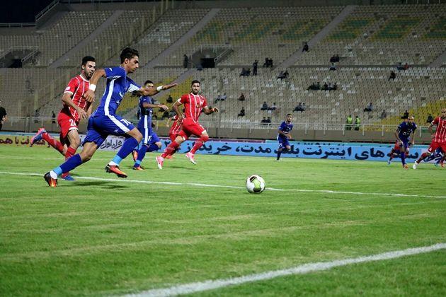 نتیجه بازی استقلال خوزستان و سپیدرود رشت/ اولین پیروزی استقلال خوزستان در لیگ برتر