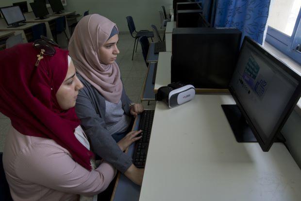 حضور دختران فلسطینی بین برترین های سیلیکون ولی