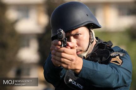 صبحگاه+مشترک+ستاد+فرماندهی+نیروی+انتظامی+تهران+بزرگ- پلیس
