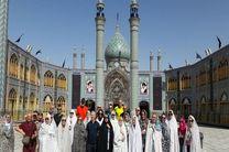 بازدید 10 هزار گردشگر خارجی از امامزاده  هلال بن علی(ع)