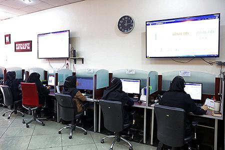 پاسخگویی مرکز ارتباطات مردمی سازمان تامین اجتماعی به بیش از ٢٧هزار نفر
