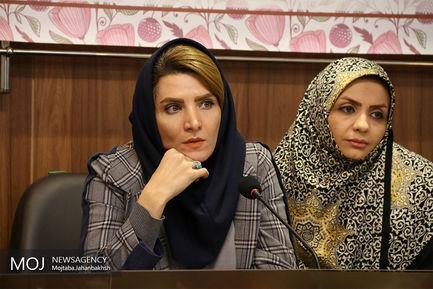 اولین نشست خبری مد و لباس در اصفهان
